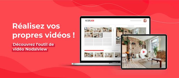 découvrez le module vidéo immobilière de Nodalview