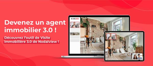 outil visite virtuelle immobilière 3.0 de Nodalview