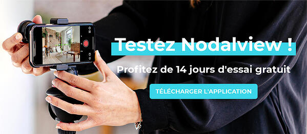 testez lapplication Nodalview pour vos photos immobilières