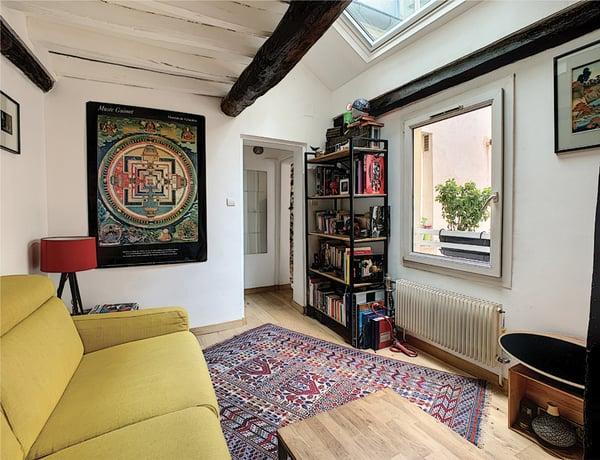Exemple de photo immobilière réalisée avec la solution Nodalview et une lentille grand angle