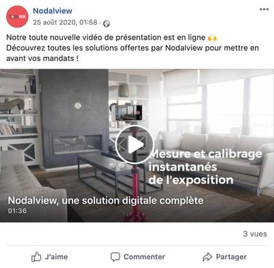 Exemple-depost-immobilier-sur-Facebook-faisant-la-promotion-dune-vidéo