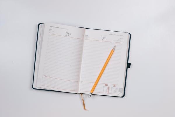 kies het juiste tijdstip en de juiste dag van publicatie