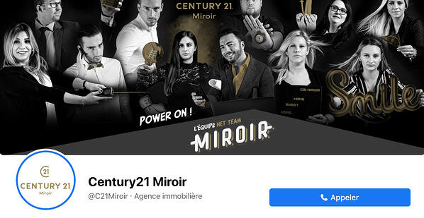 stratégie-immobilière-facebook-agence-century-21-miroir